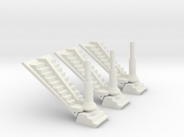 Imported core Vertigear  in White Natural Versatile Plastic