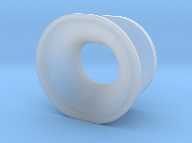 fairlead big_Klüse groß, 1:50 in Smooth Fine Detail Plastic