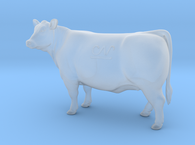 1/87 15 Month Old Show Heifer in Frosted Ultra Detail