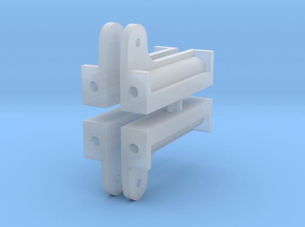 L&Y Bogie upright in Smooth Fine Detail Plastic