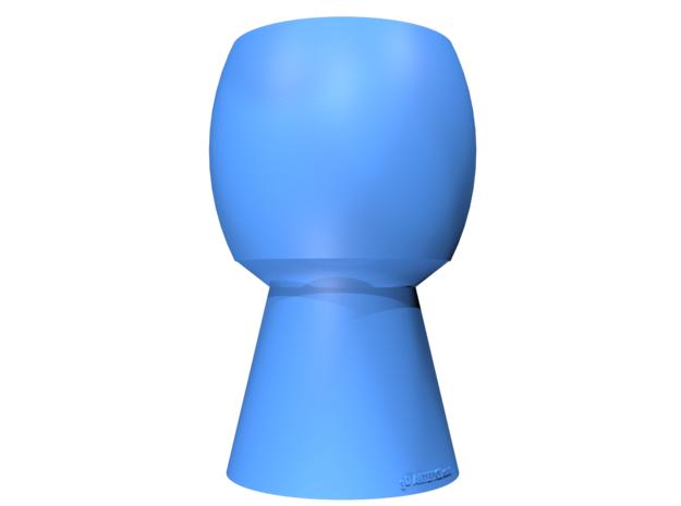 Djembe Prototype 3d printed Render (Product image coming soon)