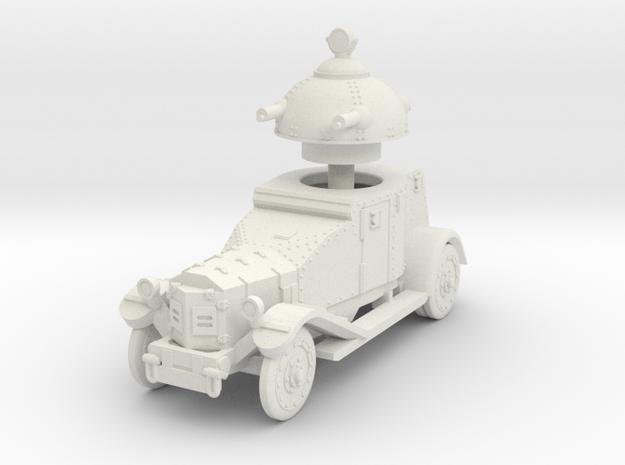 1/144 Vickers Crossley armored car