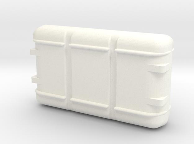 liferaft-NH1816-1:20 in White Processed Versatile Plastic