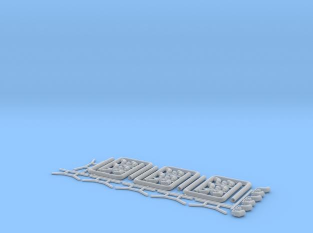 1/87 Ag/U/3.0/Hg in Smoothest Fine Detail Plastic