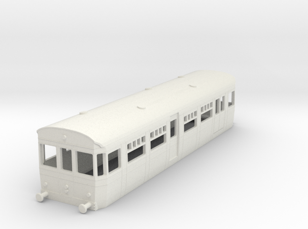 0-76-but-aec-railcar-driver-brake-coach-br in White Natural Versatile Plastic