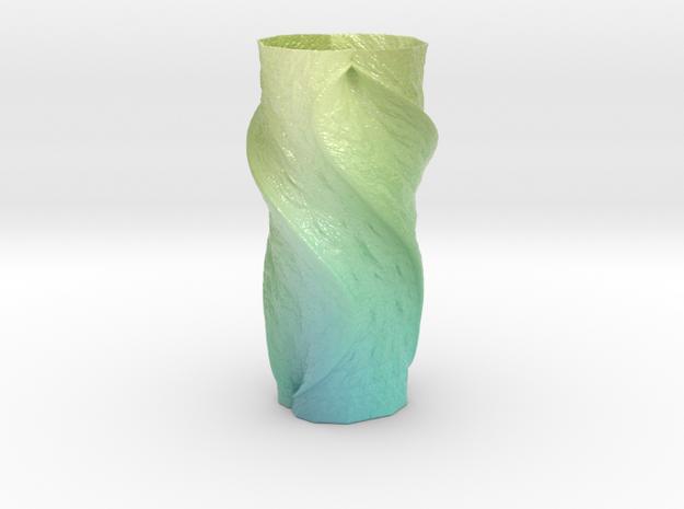 Vase 83514 in Glossy Full Color Sandstone