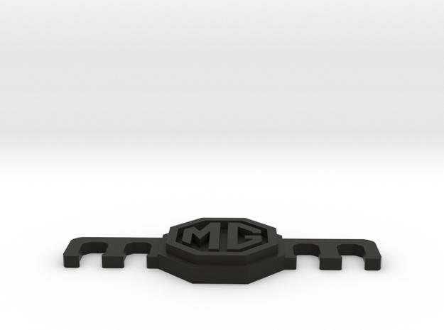 MG Spark Wire Comb in Black Natural Versatile Plastic