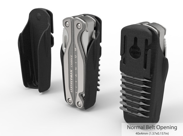 Leatherman Charge TTI Holster