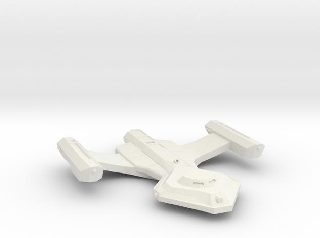 3788 Scale Vari Frigate (FF) MGL in White Natural Versatile Plastic