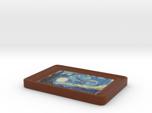 "Van Gogh ""Starry Night"" (Painting ) in Full Color Sandstone"