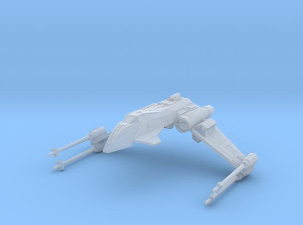 Star Guard Republic Strike Fighter QLC CM BR(1/270 in Smooth Fine Detail Plastic