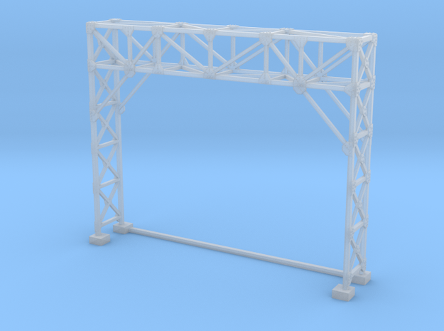 HO Scale Signal Gantry 2 tracks