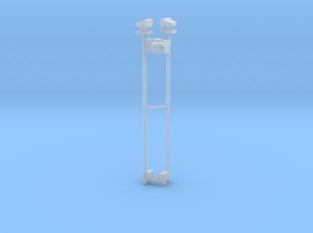 GoLight - Radio Ray LED Spot Light Long Mast 1-87  in Smooth Fine Detail Plastic