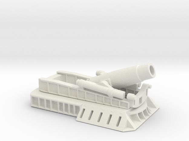 370 Filloux mortar 1/100 ww1 artillery