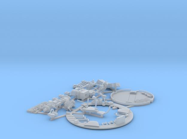 M47 turret interior Italeri Takom 1:35