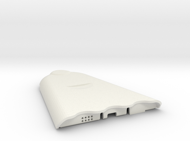 AirBeam2 Top in White Strong & Flexible