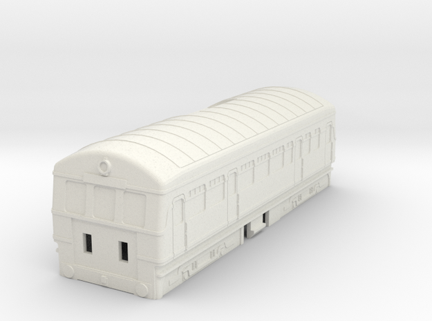 Plarail Compatible Railcar