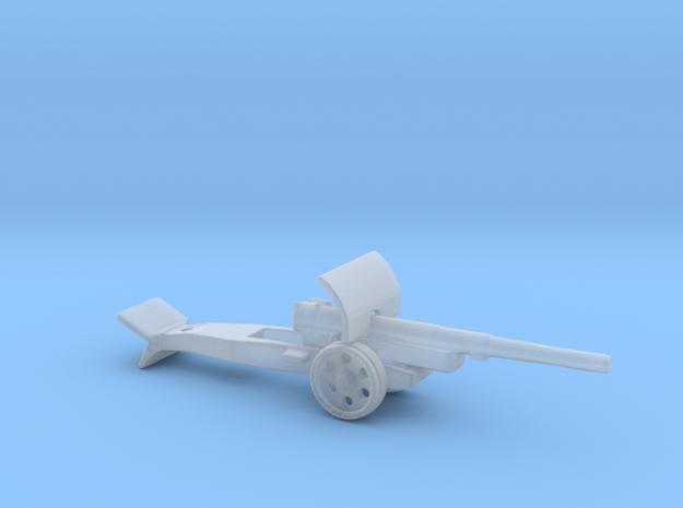 15cm kanone 16 krupp 1/200 ww1 artillery in Smooth Fine Detail Plastic