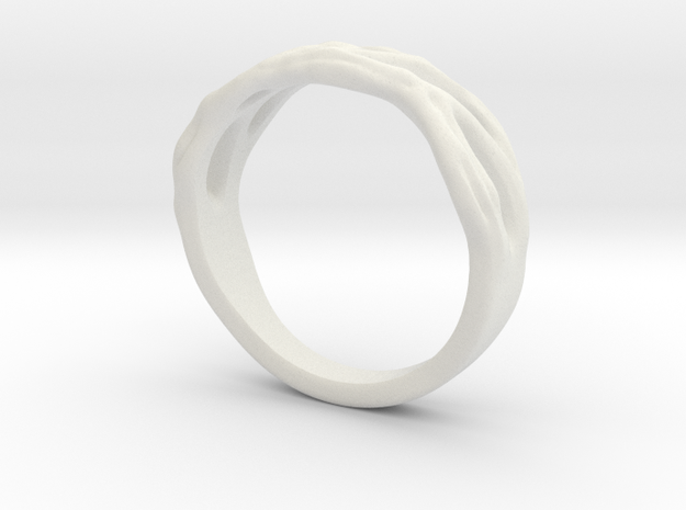 Organic Ring in White Strong & Flexible: 10.5 / 62.75