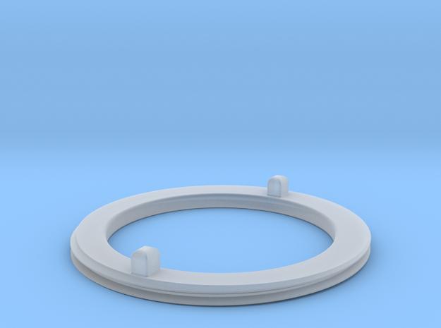Lid Lock in Smooth Fine Detail Plastic