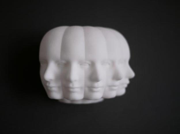 5face in White Natural Versatile Plastic