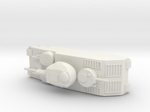 t 39 super heavy 1/72 in White Natural Versatile Plastic
