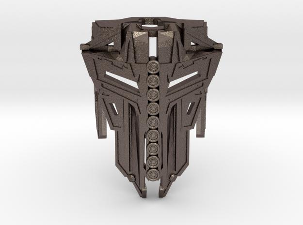 Steel Variants: Mask of Particle Beam III