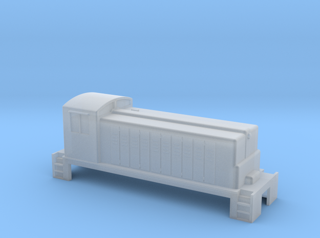Switcher - Zscale in Smooth Fine Detail Plastic