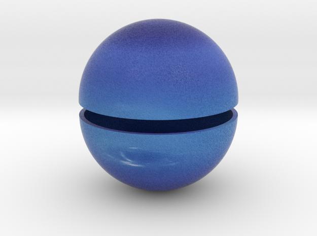 Neptune (Bifurcated) in Full Color Sandstone