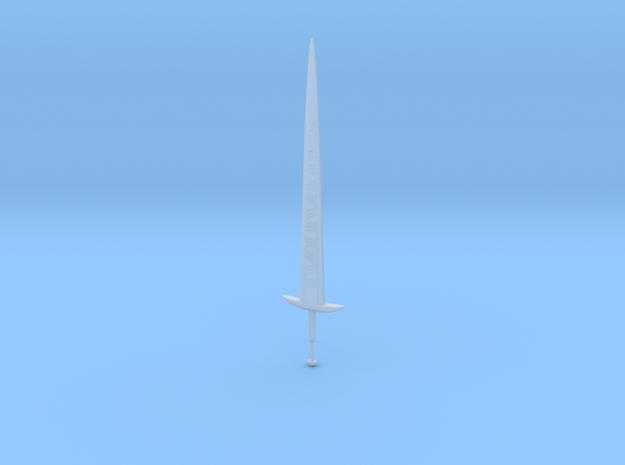 eLRIC sWORD Stormbringer in Smooth Fine Detail Plastic