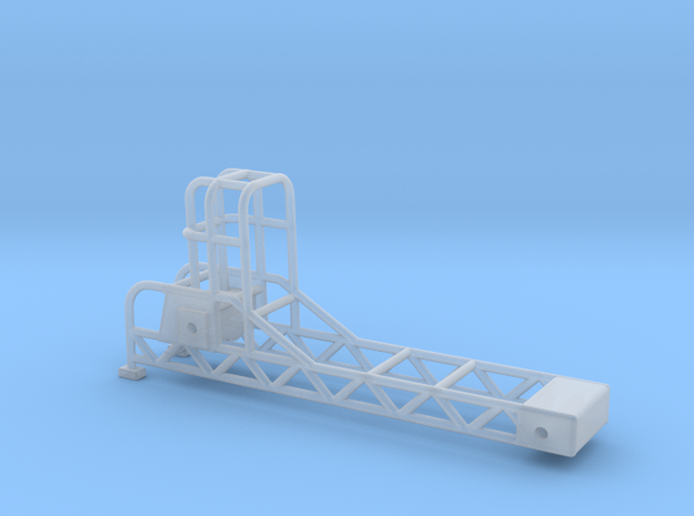 1-64 MINI ROD FRAME. in Smooth Fine Detail Plastic