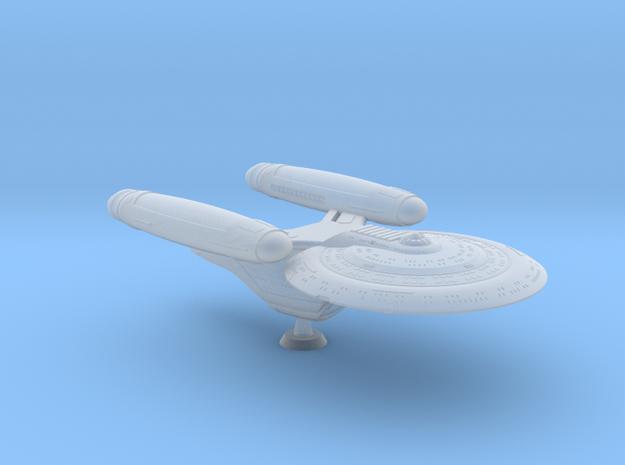 Terran Diplomat Class Heavy Cruiser - 1:7000 in Smooth Fine Detail Plastic