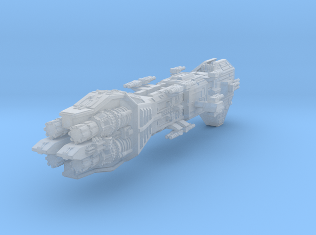 Earth Alliance Arion Destroyer ACTA in Frosted Ultra Detail