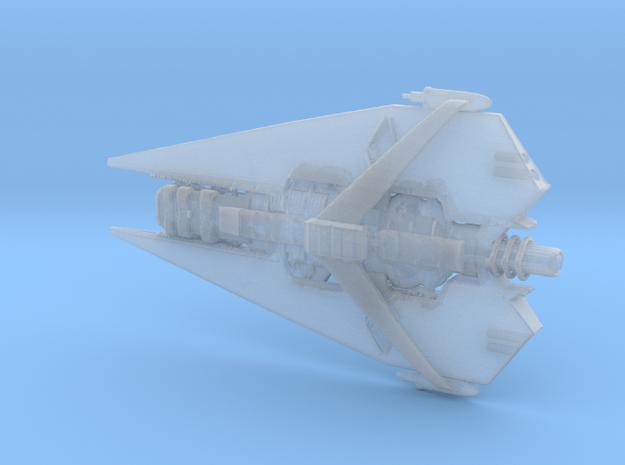 Narn Regime S'Lon Heavy Strike Cruiser 46mm in Smooth Fine Detail Plastic