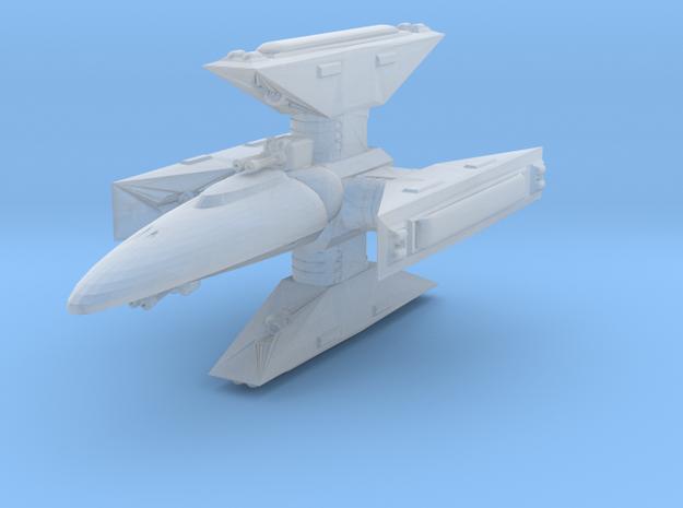 Centarui Republic Kutai-class Gunship Full Thrust  in Smooth Fine Detail Plastic