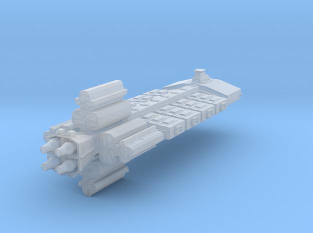 Earth Alliance Poseidon Super Carrier 60mm