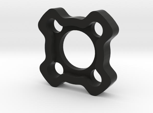 IMPRIMO - CF Version (Printable Base) in Black Natural Versatile Plastic