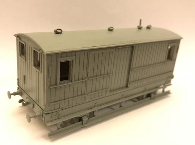Metropolitan Railway 14Ton Ballast Brake