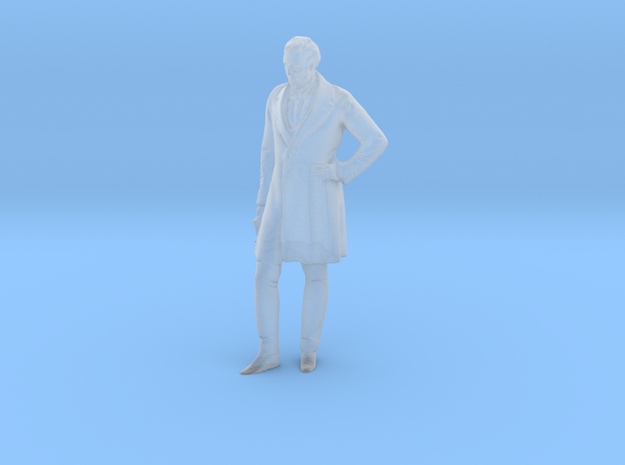 Printle H Homme 1475 - 1/87 - wob in Smooth Fine Detail Plastic