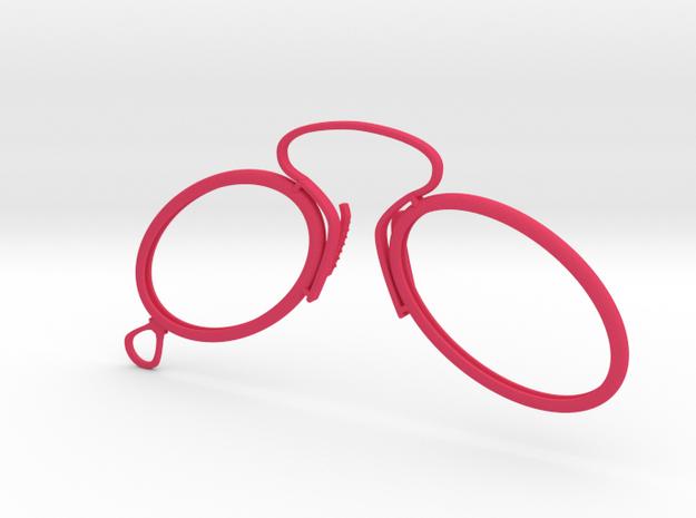 7e1 in Pink Processed Versatile Plastic