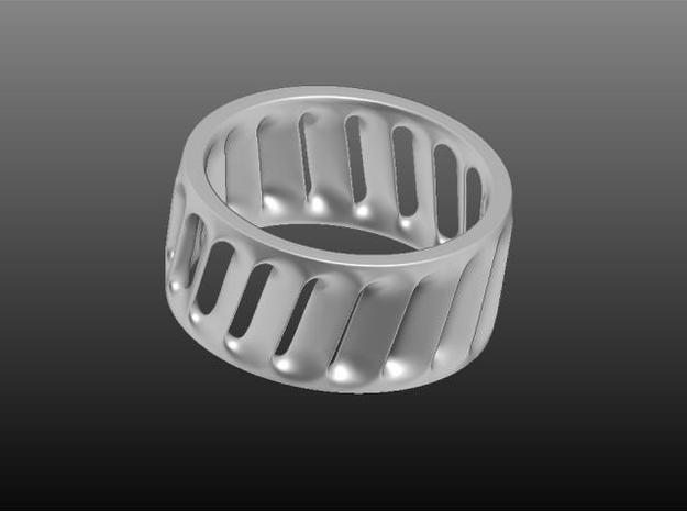 Turbine Ring in Stainless Steel