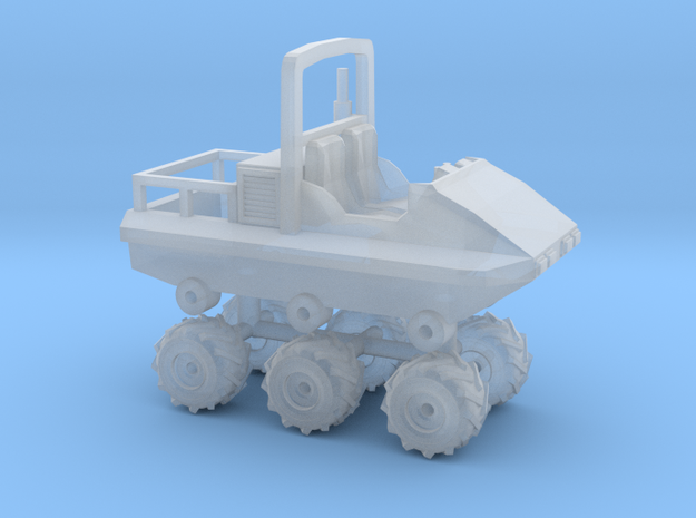 1/64 Scale Swamper Side-by-Side ATV 6x6 in Frosted Ultra Detail
