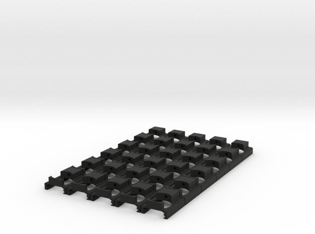 Hop-Up Adjuster for AASAS-01 (30 Count) in Black Natural Versatile Plastic