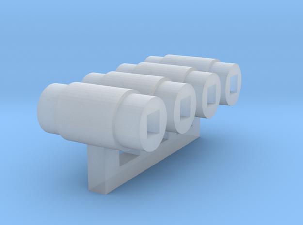 Bachmann / Mainline, Ivatt axle bushreplacements in Smooth Fine Detail Plastic
