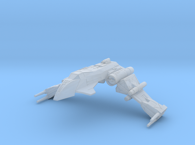 Star Guard Republic Strike Fighter IC PT BR (1/270