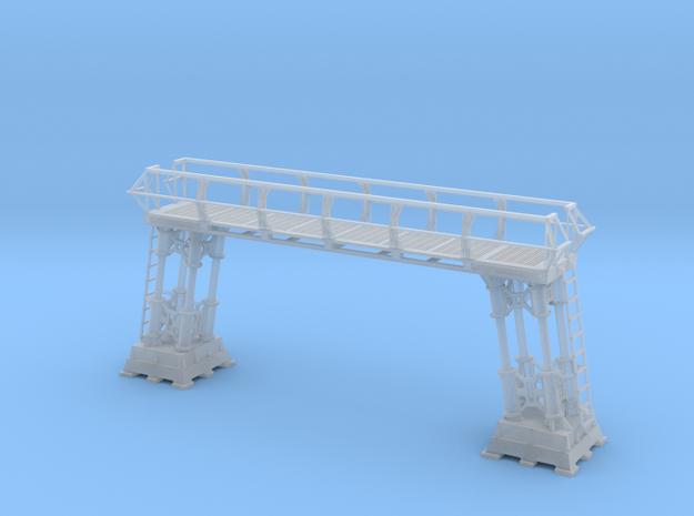 1:48 & 1:72 Scale Main Hanger Deck Repair Gantry in Smooth Fine Detail Plastic: 1:48 - O