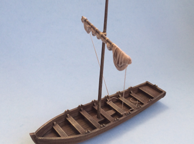 Waterline Wood Detail 01 Fixed Scale 3d printed Add a caption...