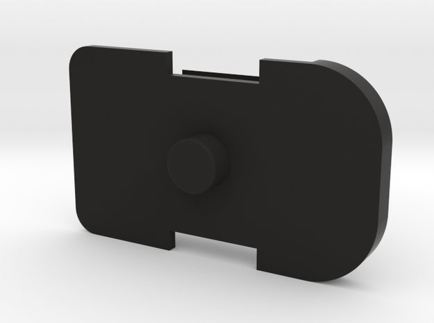 SIG P320 Magazine Spring Plate - Round in Black Natural Versatile Plastic