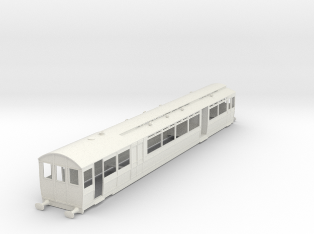 o-43-furness-steam-railmotor-1 in White Natural Versatile Plastic