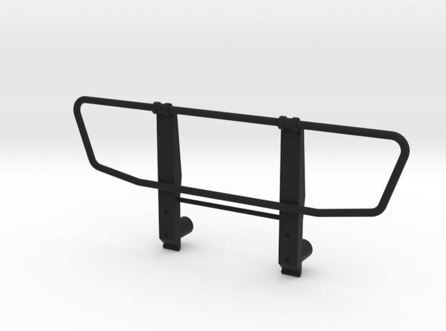 Bull bar Tamiya 1:14 Mercedes SK 1838 / 1850  in Black Natural Versatile Plastic